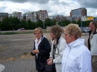Liederkranz in Rostock Warnemünde und Wismar im August 2008