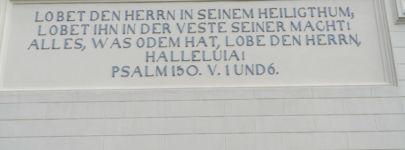 Chorfahrt in den Spreewald August 2014